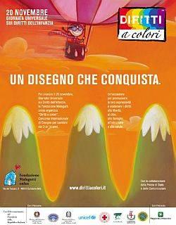 Giornata Universale dell'Infanzia: Diritti a Colori