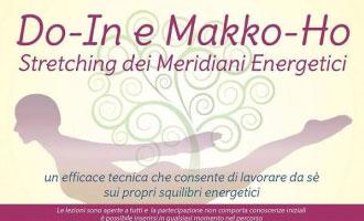 Do-in e Makko-Ho Stretching Meridiani Energetici Mantova 2017