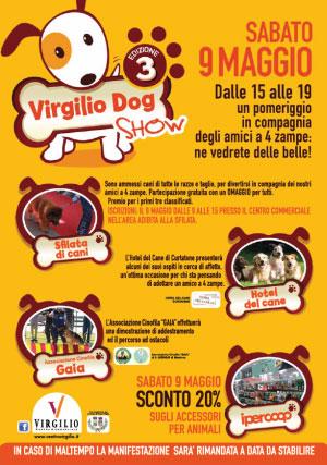 Dog Show 2015 Centro Commerciale Virgilio Mantova