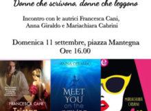 Donne che leggono, donne che scrivono Mantova 2016