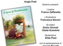 Il dono di bastoncino, libro Franco Zaffanella