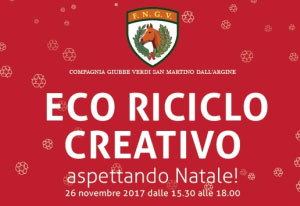 Eco Riciclo Creativo San Martino dall'Argine MN 2017