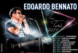 concerto Edoardo Bennato Mantova 2017