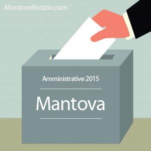 Elezioni Amministrative 2015 Mantova