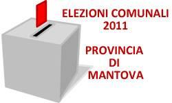 Risultati elezioni comunali 2011: nuovi sindaci