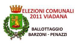 Elezioni comunali 2011 Viadana Sindaco