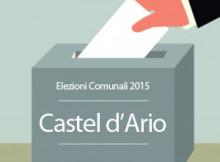 Elezioni Comunali 2015 Castel d'Ario (MN)