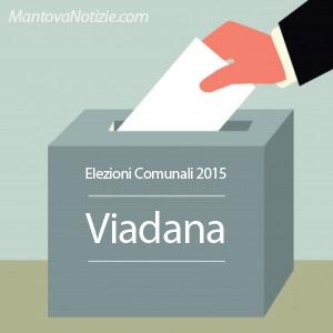 Elezioni Comunali 2015 Viadana (MN)