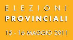 Elezioni Provinciali 2011 Mantova
