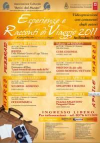 Esperienze e Racconti di Viaggio 2011 San Benedetto Po (Mantova)