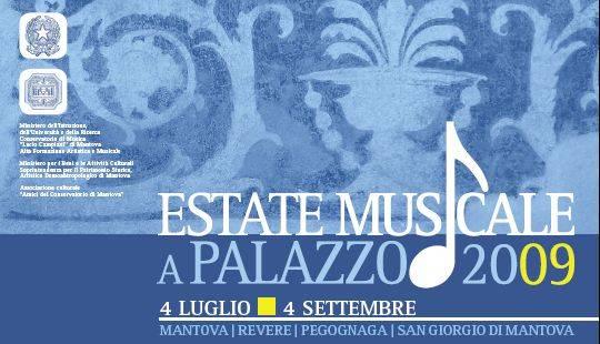 Estate a Palazzo 2009