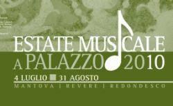 Estate Musicale a Palazzo 2010