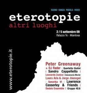 Eterotopie 2009