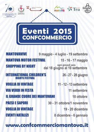 Eventi 2015 Mantova Confcommercio