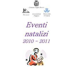 Eventi Natalizi 2010 2011 Poggio Rusco (Mantova)