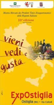 ExpOstiglia 2011 - Vieni, Vedi e Gusta, Ostiglia (Mantova)