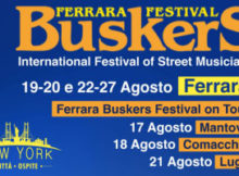 Ferrara Buskers Festival 2017 Mantova