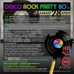 Festa Anni '80 Mantova Arci Tom