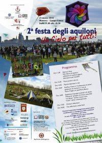 Festa degli Aquiloni 2010 - Mantova Campo Canoa