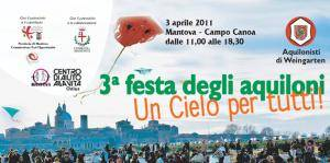 Festa degli Aquiloni 2011 Mantova
