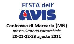 Festa Avis 2011 Canicossa di Marcaria (Mantova)