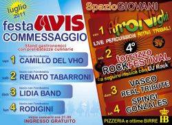Festa Avis Commessaggio (Mantova) 2011