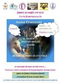 Festa Bimbi Bonizzo Borgofranco sul Po (Mantova)