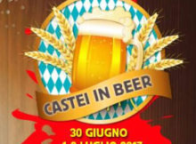 Castei In Beer 2017 festa della birra Castelbelforte MN