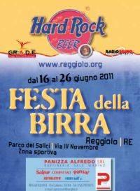 Festa della Birra Reggiolo 2011