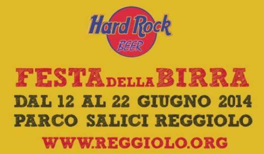 Festa Birra Reggiolo 2014