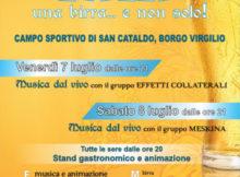 Festa birra San Cataldo (MN) 2017