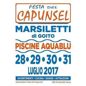 Festa del Capunsel 2017 Marsiletti di Goito (MN)