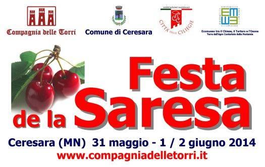 Festa de la Saresa 2014 Ceresara (MN)