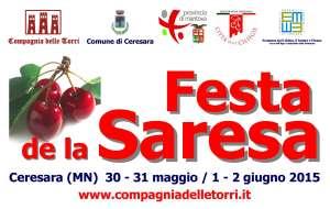 Festa de la Saresa 2015 Ceresara (Mantova)