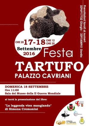 Festa del Tartufo 2016 Felonica Mantova