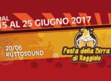 Festa della birra di Reggiolo 2017