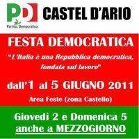 Festa Democratica di Castel d'Ario 2011