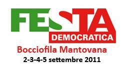 Festa PD Mantova 2011