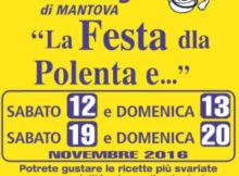 Festa dla Polenta 2016 Mottella di San Giorgio di Mantova (MN)