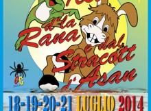 Festa d'la rana e dal stracot d'asan 2014 Belforte (Mantova)