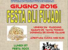 Festa dli Fujadi 2016 Villanova De Bellis