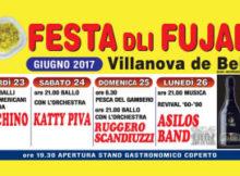 Festa dli Fujadi 2017 a Villanova De Bellis (Mantova)