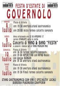 Festa d'Estate di Governolo (Mantova)