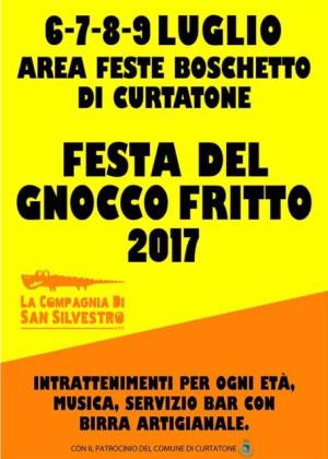 Festa gnocco fritto 2017 Boschetto Eremo di Curtatone (Mantova)