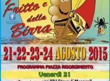 Festa gnocco fritto e birra Belforte (Mantova)