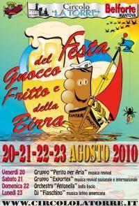 Festa del Gnocco Fritto e della Birra a Belforte di Gazzuolo