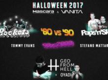 Festa Halloween 2017 Discoteca Mascara Mantova