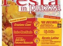 Festa in piazza 2015 AVIS Cesole di Marcaria (MN)