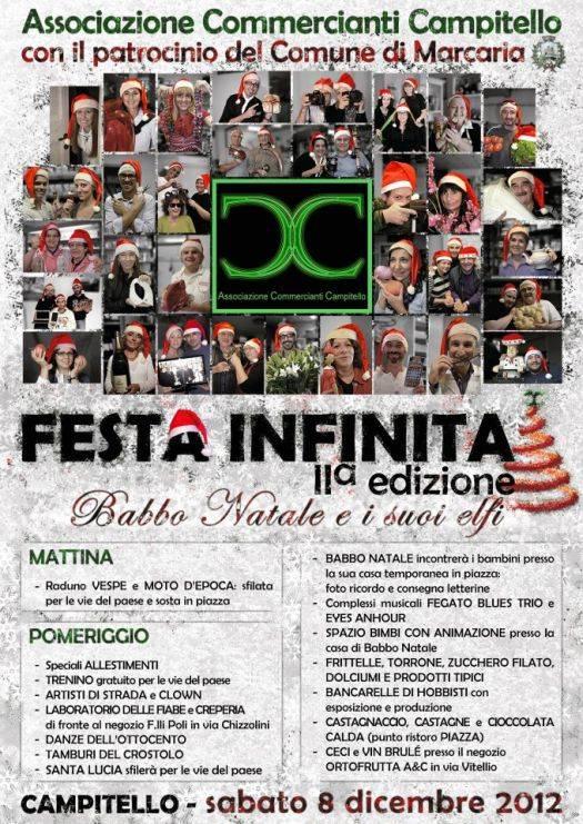 Festa Infinita 2012 Campitello (Mantova)
