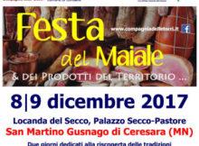 Festa Maiale e Prodotti Territorio Ceresara (Mantova) 2017
